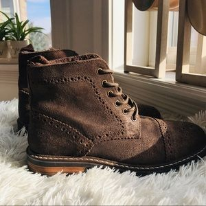Urban Outfitters Faux Fur Lined Men's Boot